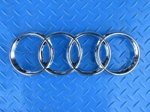 Audi Q7 front grille emblem symbol NEW #7413 for Sale in HALNDLE BCH, FL