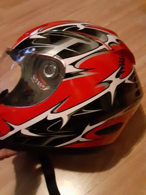 MMG MOTORCYCLE HELMET/CASCO PARA MOTORAS $50 for Sale in North Miami Beach, FL