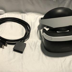 PSVR Bundle for PS4/PS5 for Sale in Sanger, CA