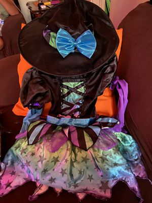 Witch Halloween costume for Sale in Los Angeles, CA