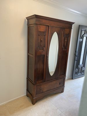 Antique Armoire for Sale in Santa Ana, CA