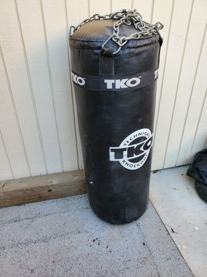Punching bag for Sale in Colma, CA