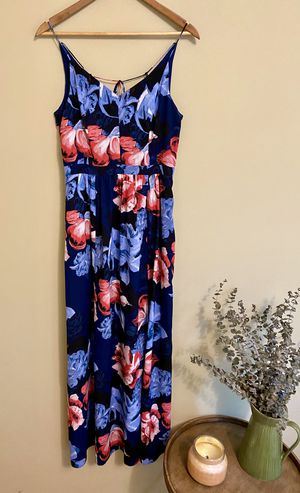 1. STATE Blue and Pink Flower Dress for Sale in Tampa, FL