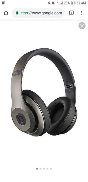 Beats By Dre Studio 2 Bluetooth (Around The Ear) for Sale in Portland, OR
