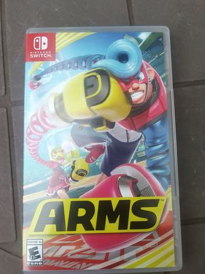 ARMS - Nintendo Switch Game for Sale in Cleveland, OH