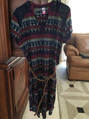 Brand new teenager/woman's knit dress size XL(19) for Sale in Fresno, CA