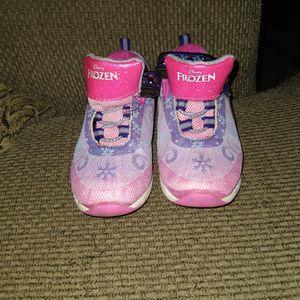 Frozen Girls Shoes Size 11 for Sale in Yuba City, CA