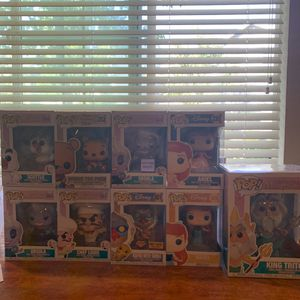 Little mermaid pops Funko assorted pricing for Sale in Citrus Heights, CA