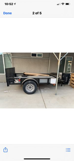 Trailer in excellent condition 8x5 for Sale in Bakersfield, CA