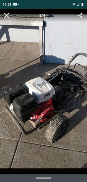 Mt pressure washer for Sale in San Francisco, CA