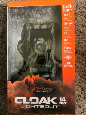 cloak lights out for Sale in Motley, MN