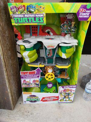Ninja turtle half shell heroes for Sale in Frostproof, FL