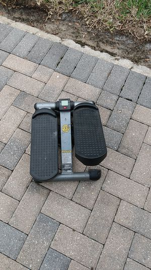Portable stepper exercise equipment for Sale in Clermont, FL