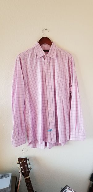 Burberry dress shirt for Sale in Los Angeles, CA