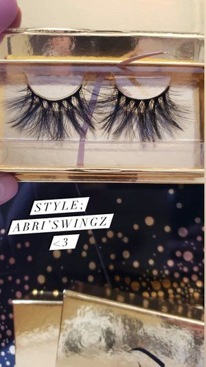 Real mink lashes for Sale in San Bernardino, CA