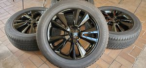 "20"" Jeep Grand Cherokee/Dodge Durango wheels and tires for Sale in Atascocita, TX"