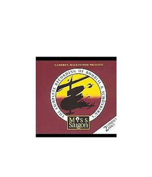 Miss Saigon complete 2 disc CD recording for Sale in Strongsville, OH
