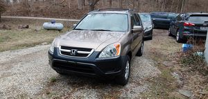 2002 Honda crv for Sale in Chillicothe, OH