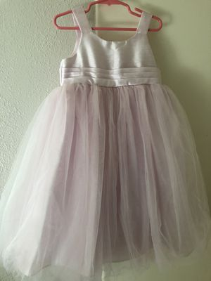 5T Beautiful tulle blush pink dress for Sale in Wood Village, OR