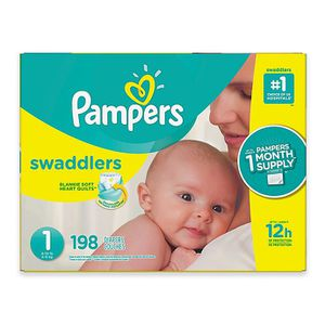 Pampers size 1 for Sale in Bellwood, IL