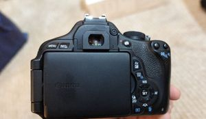Canon EOS 600D for Sale in Metairie, LA