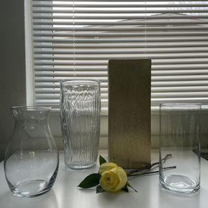 🌷 4 Flower Vase 🌹 for Sale in Westminster, CO