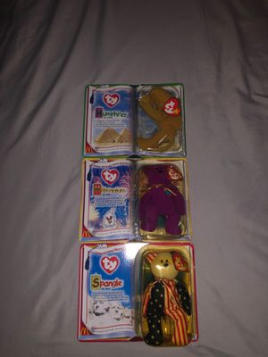 Beanie babies for Sale in Davenport, FL