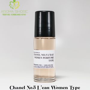 Chanel No. 5 L'eau Women Type, 1 Ounce 100% Pure Perfume oil | body oil for Sale in Queens, NY
