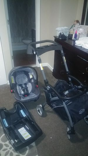 Graco set seat car good condition for Sale in Bladensburg, MD