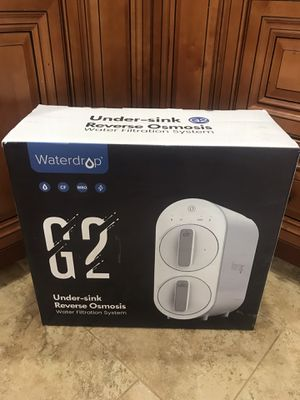 Waterdrop G2 for Sale in Bensenville, IL