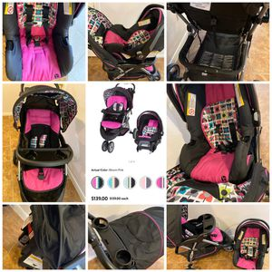 Baby car seat & stroller ( read description ) for Sale in Houston, TX