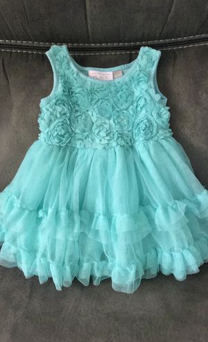 Tulle Flower Toddler Girl Dress Size 18 Months - 24 Months for Sale in Fort Lauderdale, FL