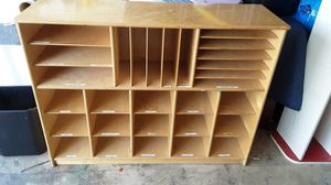 Organization desk / kids cubby for Sale in Hemet, CA