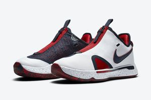 """Nike PG4 """"USA"""" Paul George Size 10.5 Men's Basketball Shoes CD5079 101 for Sale in West Covina, CA"""