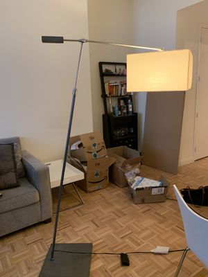 CB2 floor lamp for Sale in Brooklyn, NY