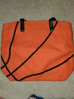 Blank basketball lined tote bag for Sale in Mansfield, TX