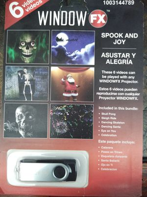 Halloween USB stick for projector for Sale in Gardena, CA