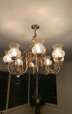 Antique Ceiling Lamp for Sale in Glendora, CA
