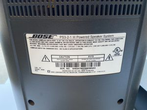 321 GS Series DVD Home Enterteinment System for Sale in HOFFMAN EST, IL