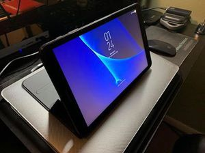 Samsung TabA 16GB with Case, Screen Protector, and 256GB Added Storage. for Sale in Alexandria, LA