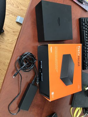 Amazon Fire TV Recast over the air DVR cord cutters for Sale in Graham, WA
