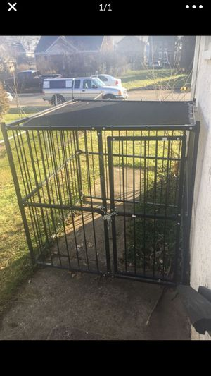 Outdoor dog kennel for Sale in Columbus, OH
