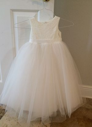 David's Bridal Flower girl dress for Sale in Tampa, FL
