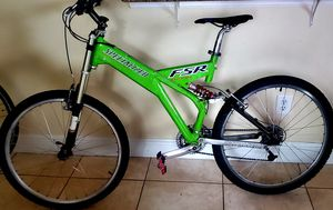 specialized fsr dual suspension in great condition mountain bike, bicycle bike for Sale in Boca Raton, FL
