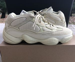 Adidas Yeezy 500 Super Moon Yellow size 9.5 for Sale in Rockville, MD
