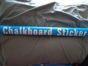 Chalkboard Sticker for Sale in Manassas, VA