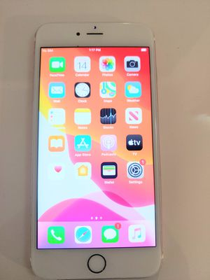 Iphone 6s plus 128GB Tmobile Metro pcs only !!!! for Sale in Nashville, TN