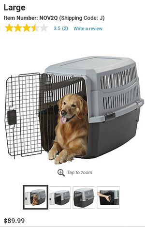 Large dog kennel for Sale in Penn Hills, PA