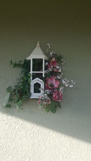 Decorative Floral Bird Cage for Sale in Haines City, FL