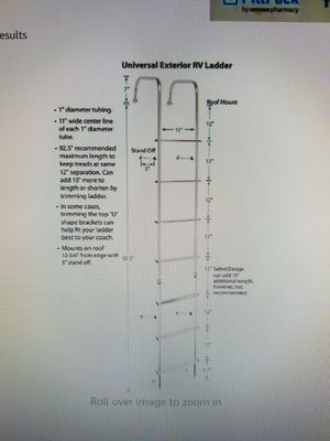 Rv ladder for Sale in Paramount, CA
